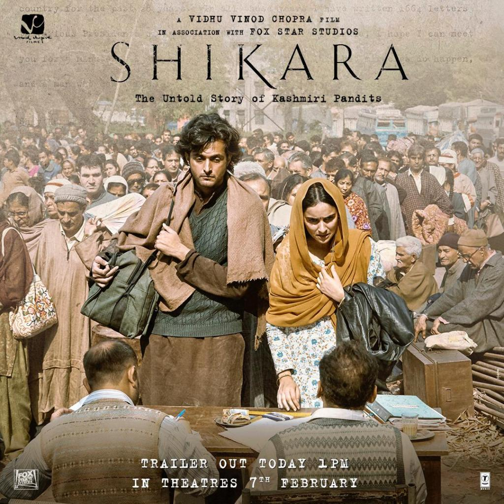 Ahead Of The Trailer Release Makers Share The Latest Poster Of SHIKARA
