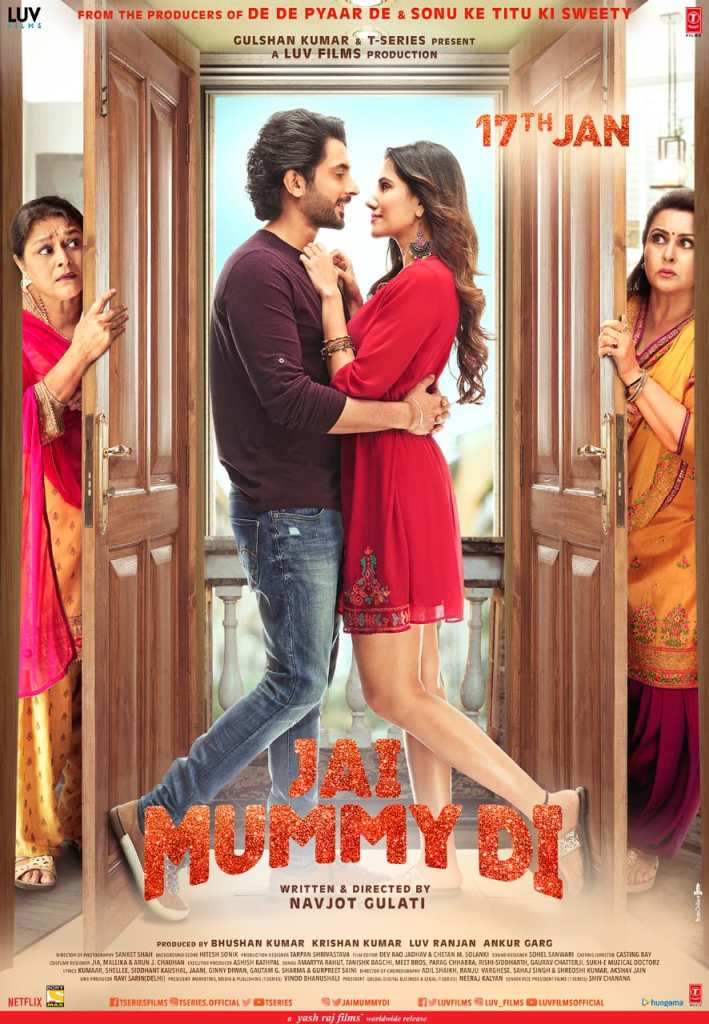 Before 3 Days For The Release The Makers Of JAI MUMMY DI Released A New Poster