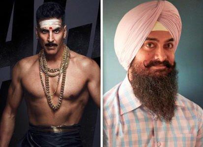 Aamir Khan's LAAL SINGH CHADDHA Will Not Clash Woth Akshay Kumar's BACHCHAN PANDEY!