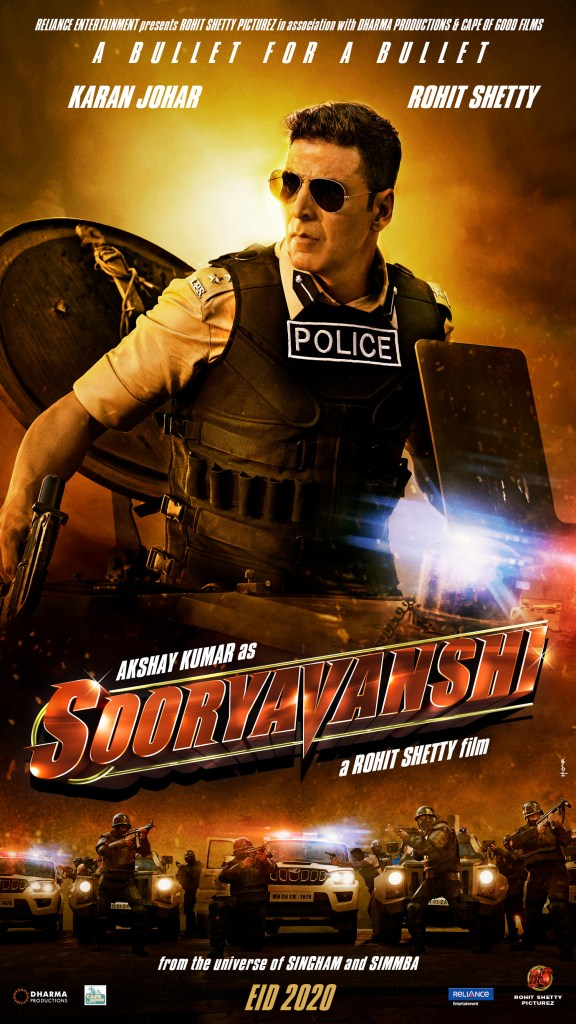 FINALLY! We Can See The Trailer Of Rohit Shetty Directorial, Akshay Kumar Starrer SOORYAVANSHI On THIS Date