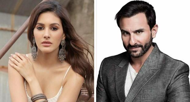 Amyra Dastur Roped In For Saif Ali Khan's TANDAV