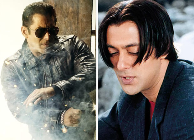 Here Are Some Interesting Similarities Between Salman Khan's 'Radhe - Your Most Wanted Bhai' And 'Tere Naam'