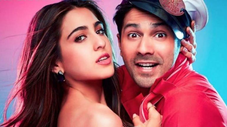 COOLIE NO 1: Sara Ali Khan & Varun Dhawan Wraps The Shoot Sharing A Sizzling Picture!