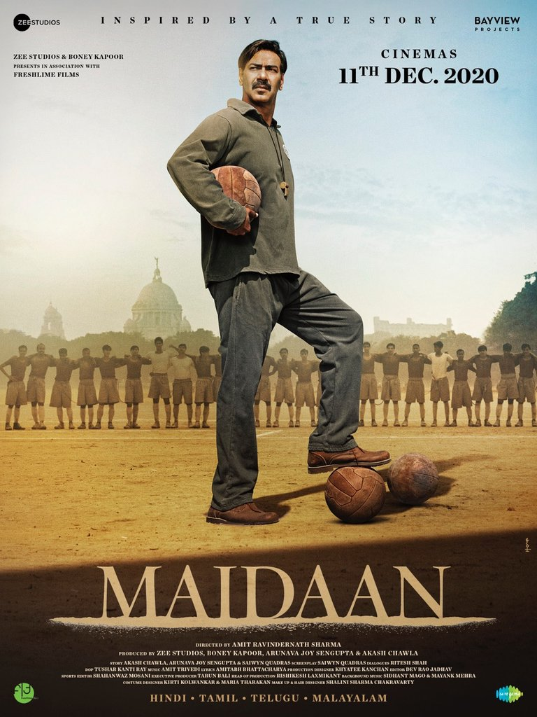 MAIDAAN: This Ajay Devgn Starrer Got A New Release Date!