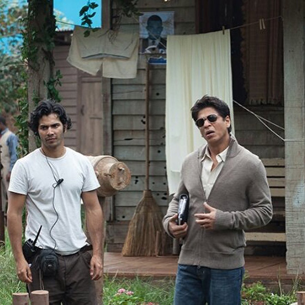 These BTS Pictures Of Varun Dhawan From 'My Name Is Khan' Makes Us Nostalgic