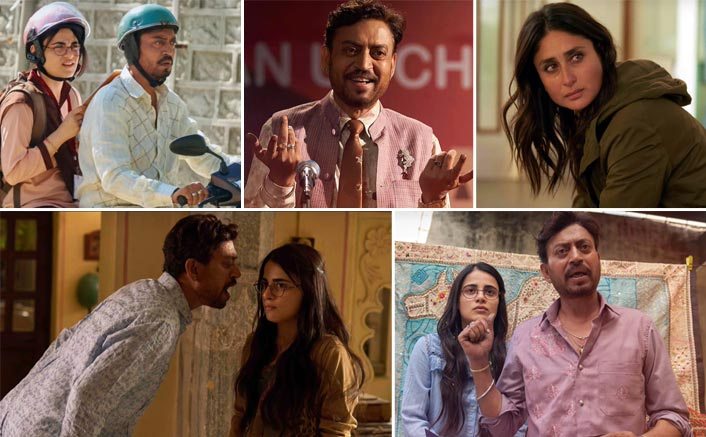 ANGREZI MEDIUM TRAILER REVIEW: Irrfan Khan Will Surely Make You Happy On The Outside & Emotional Inside!