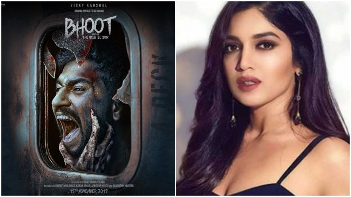 Bhumi Pednekar To Have A 10 Minutes Cameo In Vicky Kaushal Starrer BHOOT Part 1: The Haunted Ship
