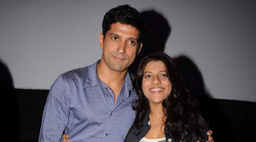 Zoya Akhtar Is Eager To Work With Brother Farhan Akhtar For A Gangster Flick