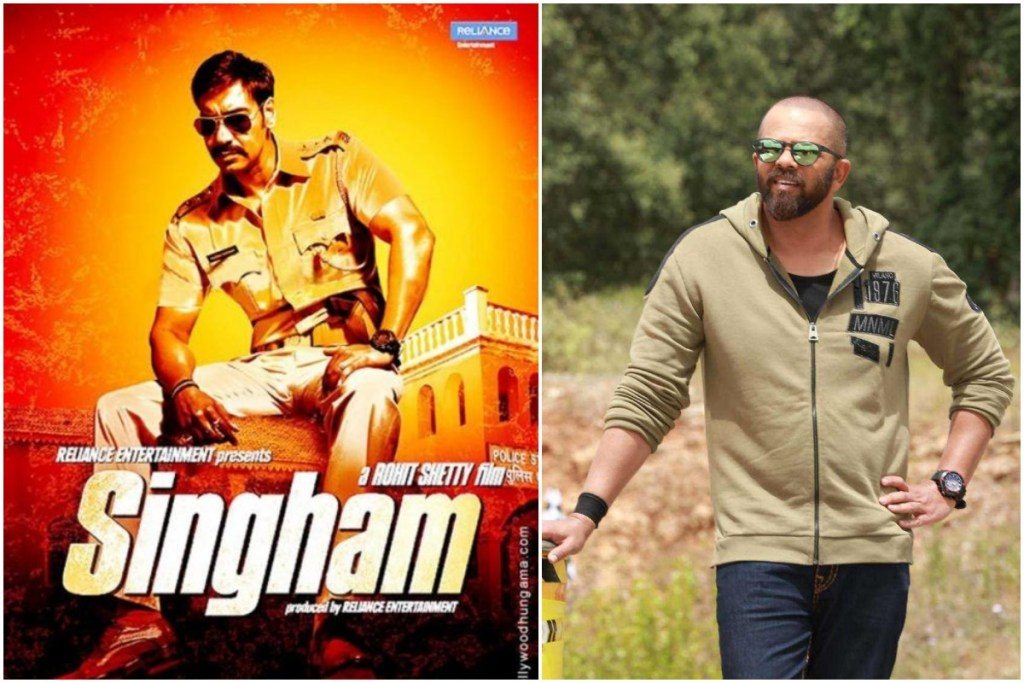 Rohit Shetty To Treat Us With SINGHAM 3 Starring Ajay Devgn After SOORYAVANSHI