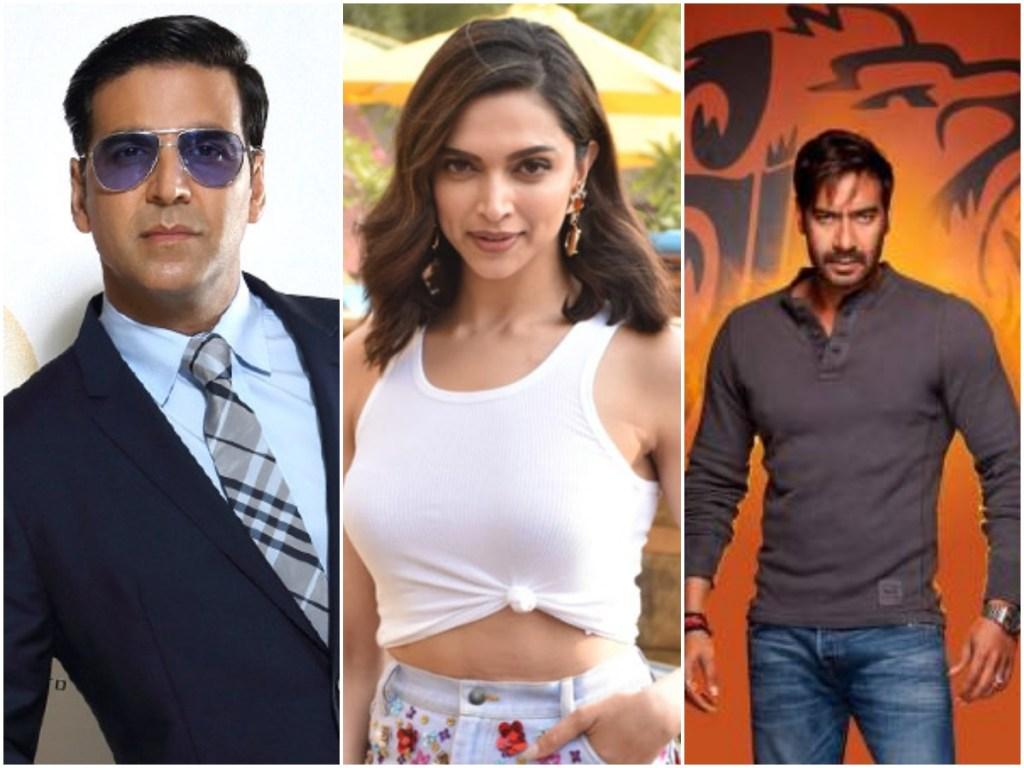 2021 Will See Some Major Box Office Clashes Between Ajay Devgn, Deepika Padukone & Akshay Kumar, Deets Inside!