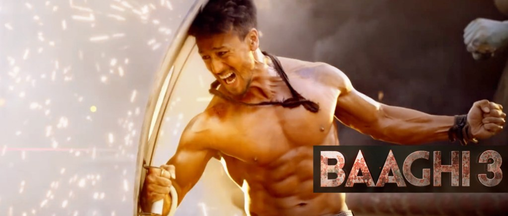BAAGHI 3 Movie Review: You MIGHT Like It If You Are A Fan Of Action & You Keep Your Logic At Home For This One!