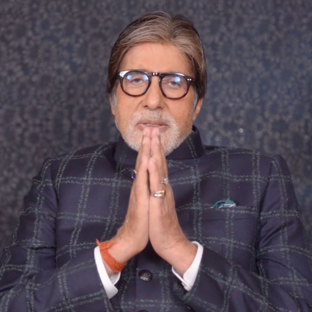 CoronaVirus Outbreak: Megastar Amitabh Bachchan Shares A Very Important Message For India, Watch Here!