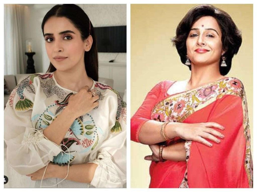 SHAKUNTALA DEVI: Vidya Balan And Sanya Malhotra To Portray Mother Daughter Conflict!