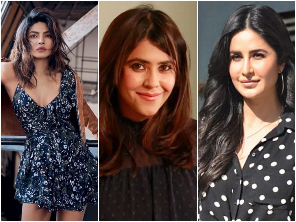 Here Is How Priyanka Chopra & Katrina Kaif Reacted When Ekta Kapoor Approached Them For Film On NAAGIN
