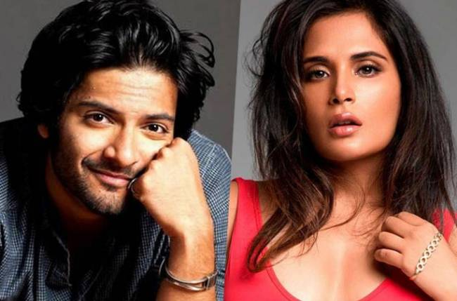Ali Fazal & Richa Chadha's Marriage Gets Postponed Due To Coronavirus Outbreak
