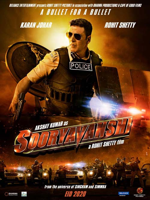 Sooryavanshi Director Rohit Shetty Says Mumbai Police Was A huge Help While Shooting This Akshay Kumar Starrer