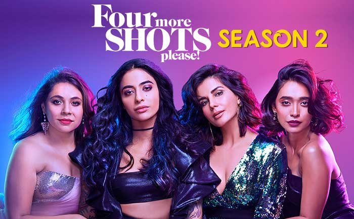 Apart From Taking Us To Istanbul, Alluring Web Series 'Four More Shots Please!' Season Two Will Also Take Us To Udaipur!