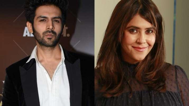 Kartik Aaryan Asks Ekta Kapoor THIS As A Gift For His Sister's Birthday