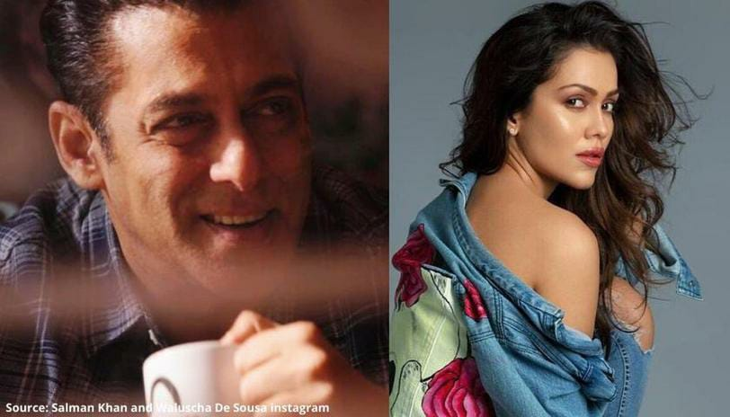 Amid Lockdown, Salman Khan To Launch A New Love Song With Waluscha De Sousa After Tere Bina?