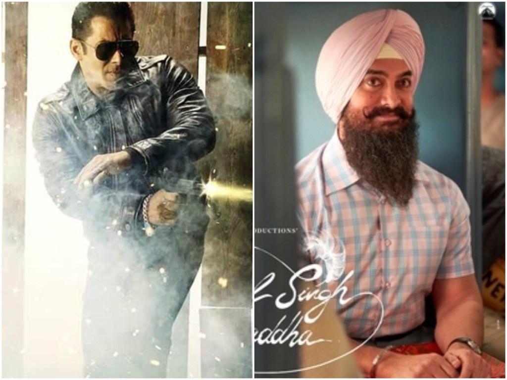 Salman Khan's Radhe & Aamir Khan's Laal Singh Chaddha To Clash In Christmas?