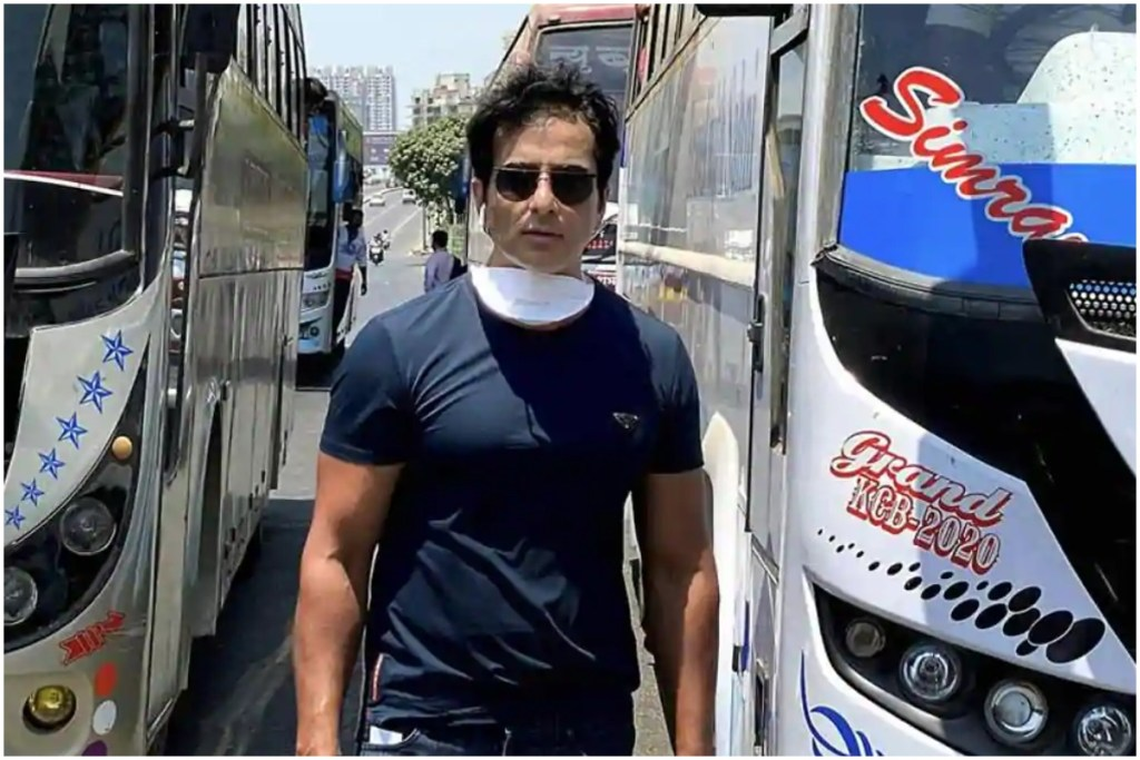 Sonu Sood Proves He Is A True Warrior, Twitter Trends Him With Utmost Respect