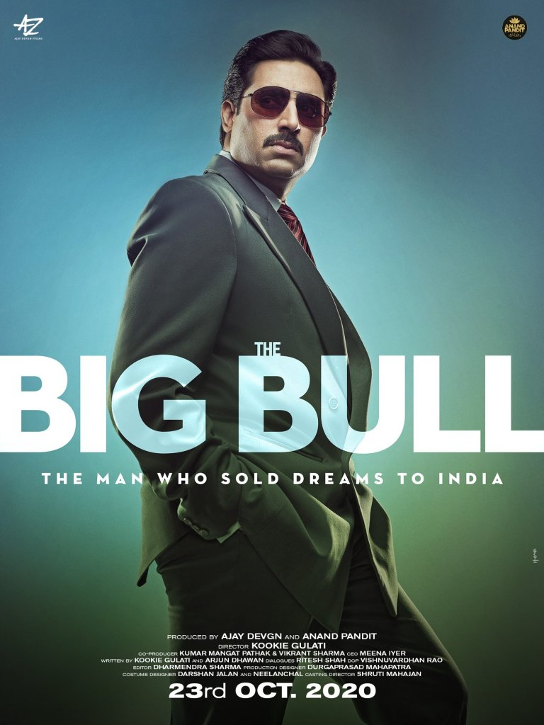 Abhishek Bachchan Starrer The Big Bull's Pending Shoot Is Likely To Continue In July