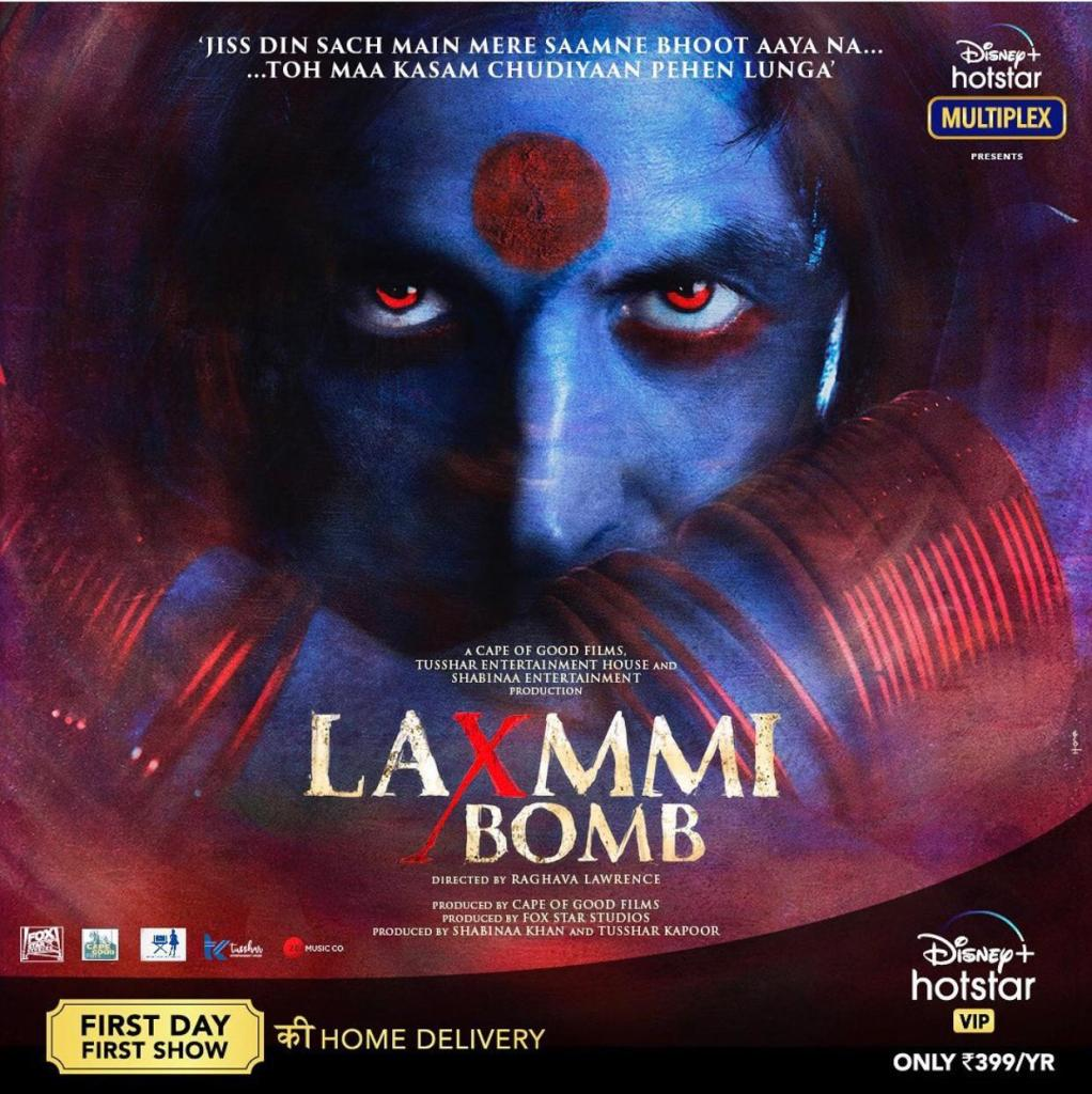 Akshay Kumar Talks About Laxmmi Bomb, Says It Was As A Mentally Intensive Role