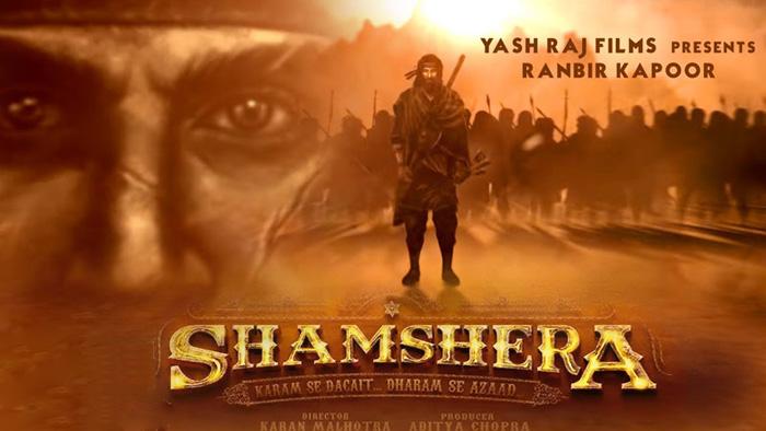 SHAMSHERA: Ranbir Kapoor & Sanjay Dutt To Complete The Pending Shoot At YRF Studios