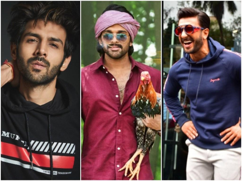 Makers Are Confused Between Ranveer Singh and Kartik Aaryan For Hindi Remake Of Allu Arjun's 'Ala Vaikunthapurramuloo'?