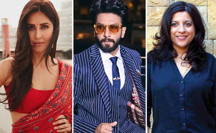 Ranveer Singh & Katrina Kaif To Come Together For Zoya Akhtar's Upcoming Gangster Drama?