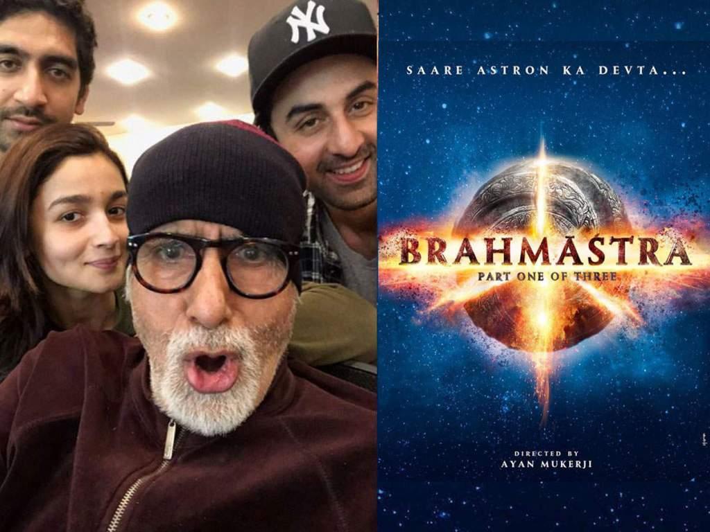 Brahmastra Starring Alia Bhatt Ranbir Kapoor, Amitabh Bachchan To Have A June 2021 Release?