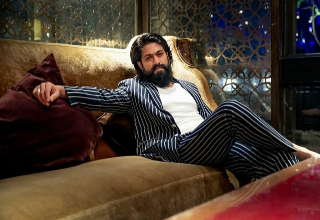 "KGF 2 will be five-folds of KGF 1"", Says Superstar Yash On The Movie's Upcoming Sequel"