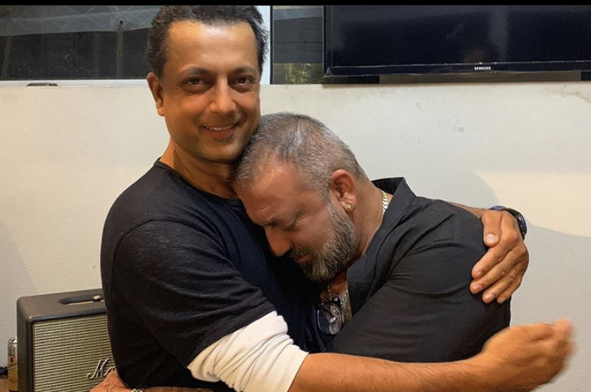 """Sher hai tu Sher!!"", Says Sanjay Dutt's Best Friend Paresh Ghelani As He Penned A Heartwarming Note For Him"