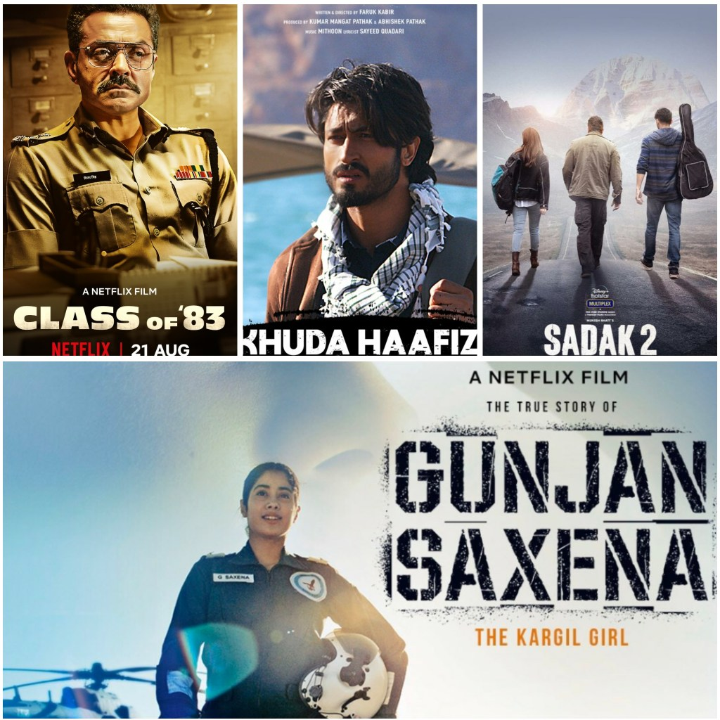 What To Watch In August On OTT? From Gunjan Saxena To Sadak 2 - Here's The Entire List!