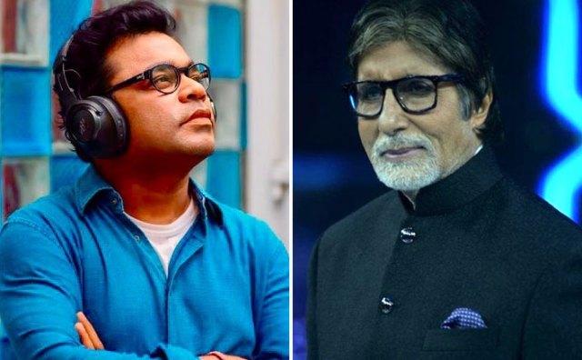 Atkan Chatkan: Amitabh Bachchan Lends His Voice For A Film Presented By AR Rahman