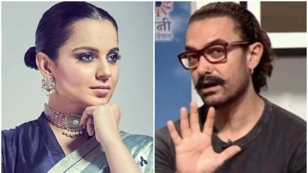 Kangana Ranaut Spreads Fake News About Aamir Khan? Here's What You Need To Know!