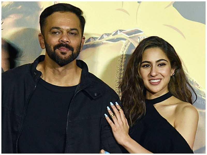 "An Old Clip Of Rohit Shetty From The Kapil Sharma Show On ""Saif Ali Khan Ki Beti, Sara"" Goes Viral"