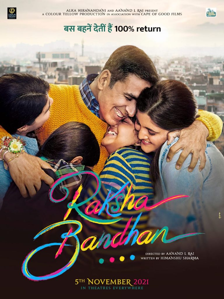 RakshaBandhan: Akshay Kumar Surprises Fans With An Exciting Project, Joining Hands With Aanand L Rai