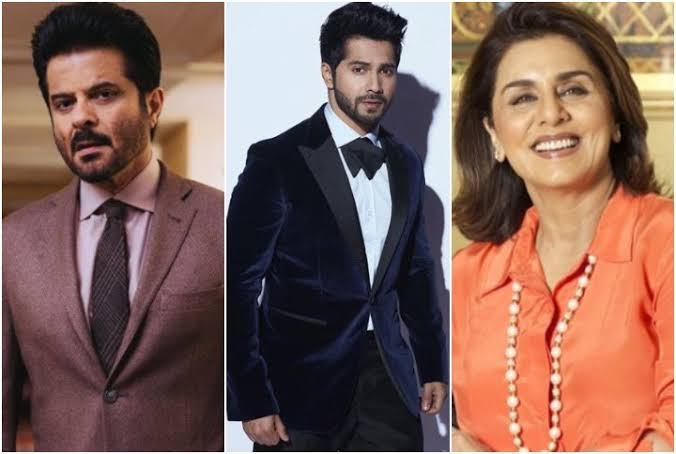 Anil Kapoor & Neetu Kapoor Are Set To Play Varun Dhawan's Parents In Raj Mehta's Next