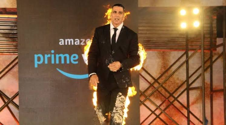 The End: We'll Have To Wait For Akshay Kumar's Digital Debut, Makers Plan To Shoot In 2021
