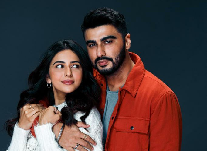 Arjun Kapoor & Rakul Preet Singh To Resume Shooting For Their Upcoming Untitled Flick In Mumbai