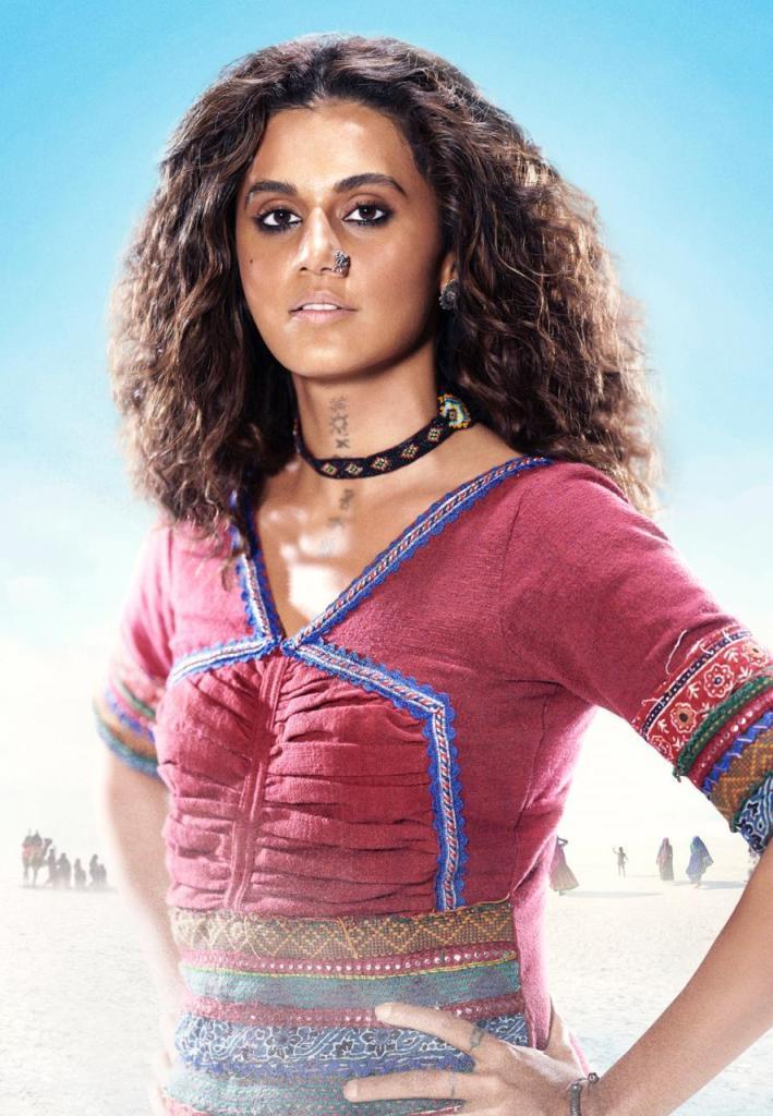 Sports Drama Rashmi Rocket Starring Taapsee Pannu Commences Shoot This November