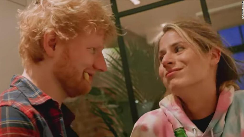 Ed Sheeran Welcomes His Daughter Lyra Antarctica With Wife Cherry Seaborn
