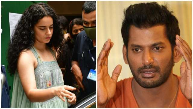 Tamil Actor Vishal Supports Kangana Ranaut, Compares Her With Bhagat Singh