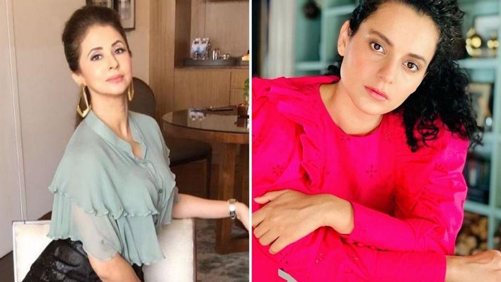 Kangana Ranaut Calls Urmila Matondkar 'soft porn actress', Anubhav Sinha, Swara Bhasker Among Others Stand In Support of Urmila