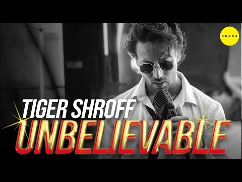 Tiger Shroff Releases The Teaser Of 'Unbelievable', Making His debut As A Singer; Song Out On 22nd September!