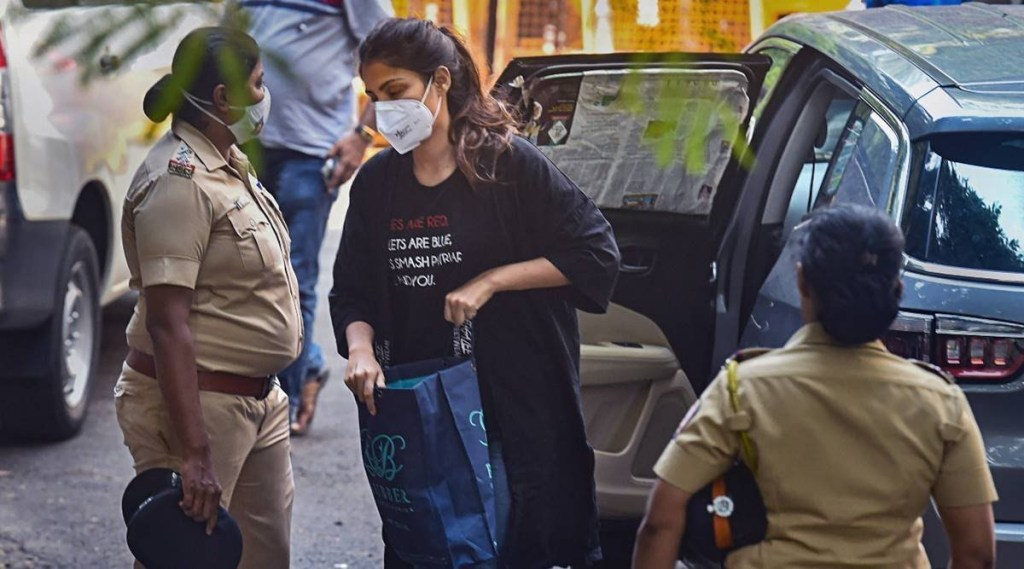The Bail Plea Of Rhea Chakraborty & Other Accused In The Drug Case Has Been Rejected By The Special Court