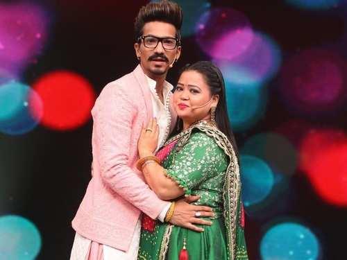Comedian Bharti Singh & Husband Haarsh Limbachiyaa's Mumbai Residence Was Raided By NCB