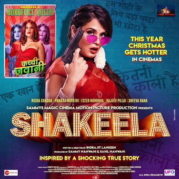 Check Out The New Poster Of Shakeela Biopic Featuring Richa Chadha & Pankaj Tripathi