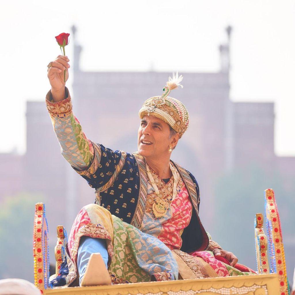 Akshay Kumar Becomes Mughal Emperor Shah Jahan For Atrangi Re
